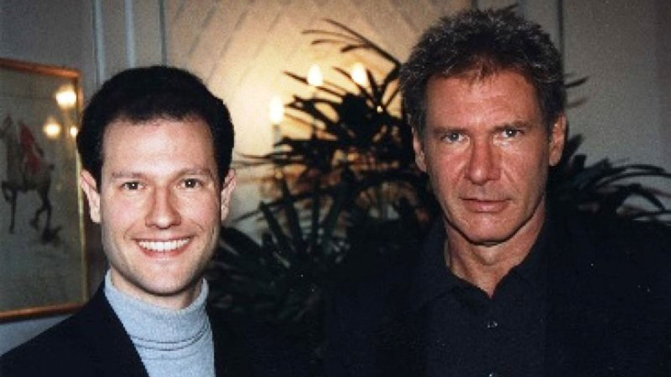 Harrison Ford - AIR FORCE ONE - Zürich 1997