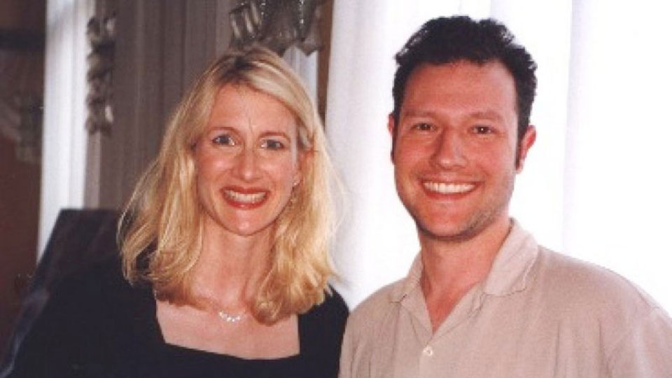Laura Dern - OCTOBER SKY - Venedig 1999