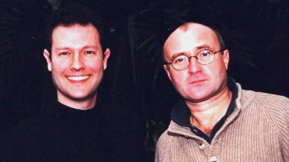 Phil Collins - TARZAN - Genf 2000