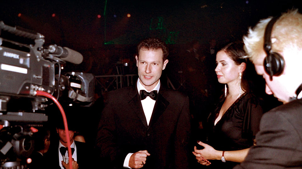Weltpremiere - DIE ANOTHER DAY - London 2002
