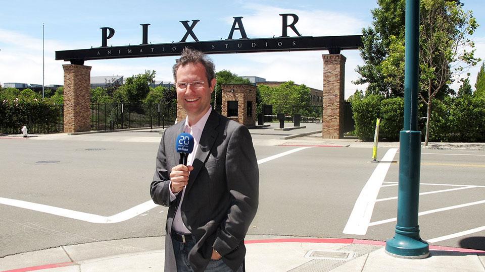 Studiobesuch Pixar - San Francisco 2010