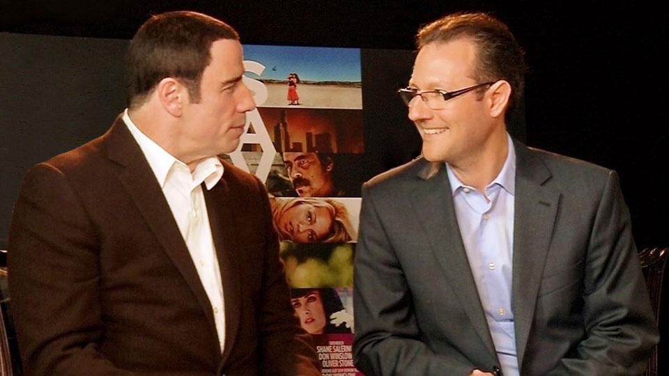 John Travolta - SAVAGES - Zürich 2012