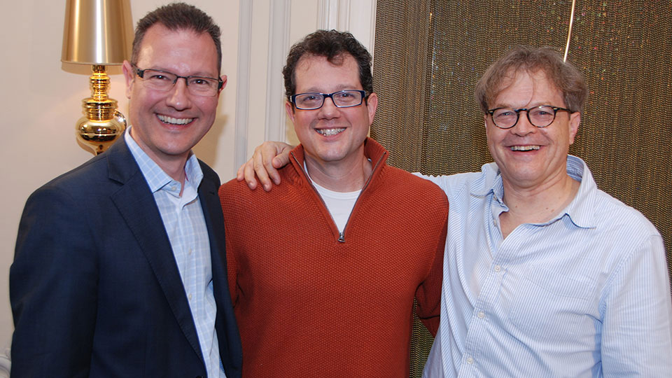 Michael Giacchino und Ludwig Wicki - JUPITER ASCENDING - Luzern 2014