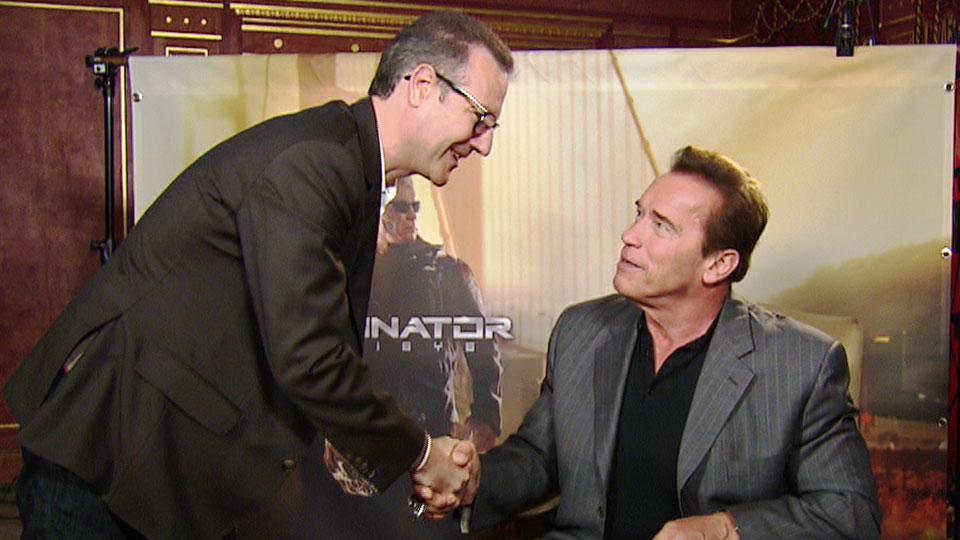 Arnold Schwarzenegger - TERMINATOR GENISYS - Berlin 2015
