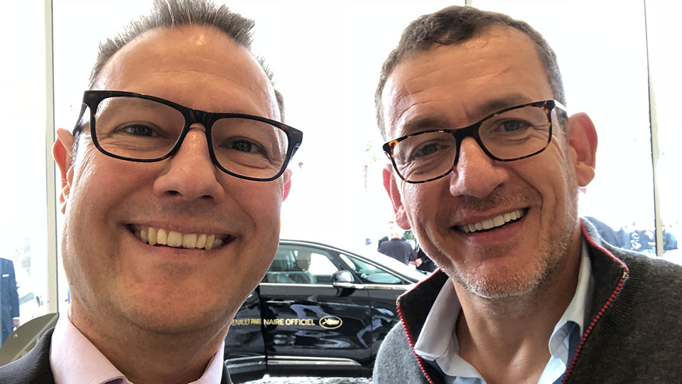 Dany Boon - Cannes 2018